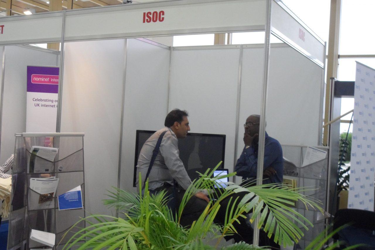 ISOC booth at Baku – Expo Centre – Experience Thumbnail