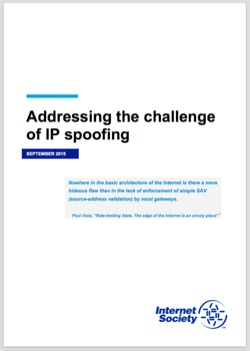 Anti-Spoofing Report cover