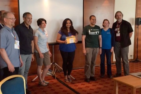 DNS team at IETF 93 hackathon