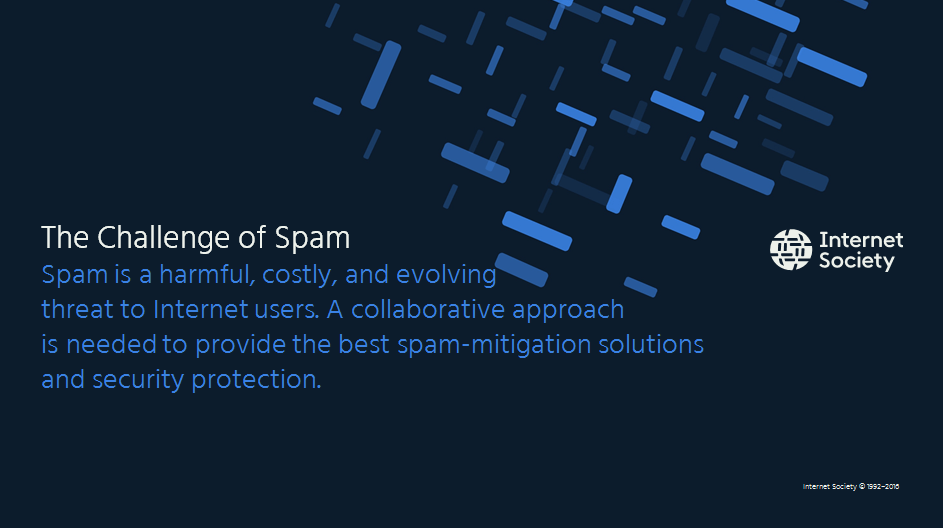 Policy Brief: The Challenge of Spam | Internet Society