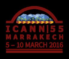 ICANN 55 logo