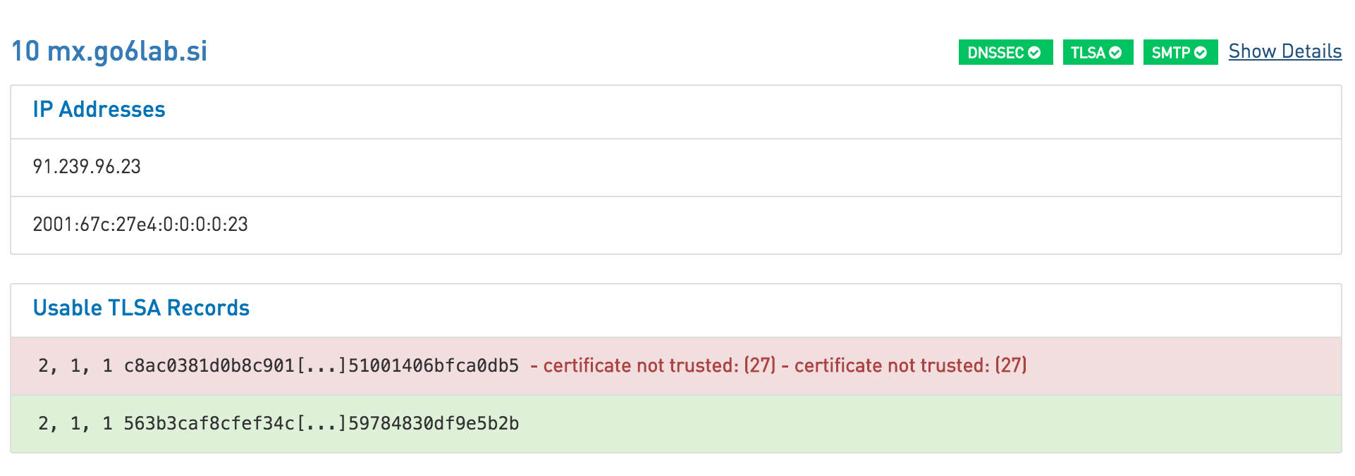 Lets Encrypt Certificates For Mail Servers And Dane Part 1 Of 2