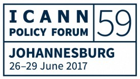 ICANN 59 logo