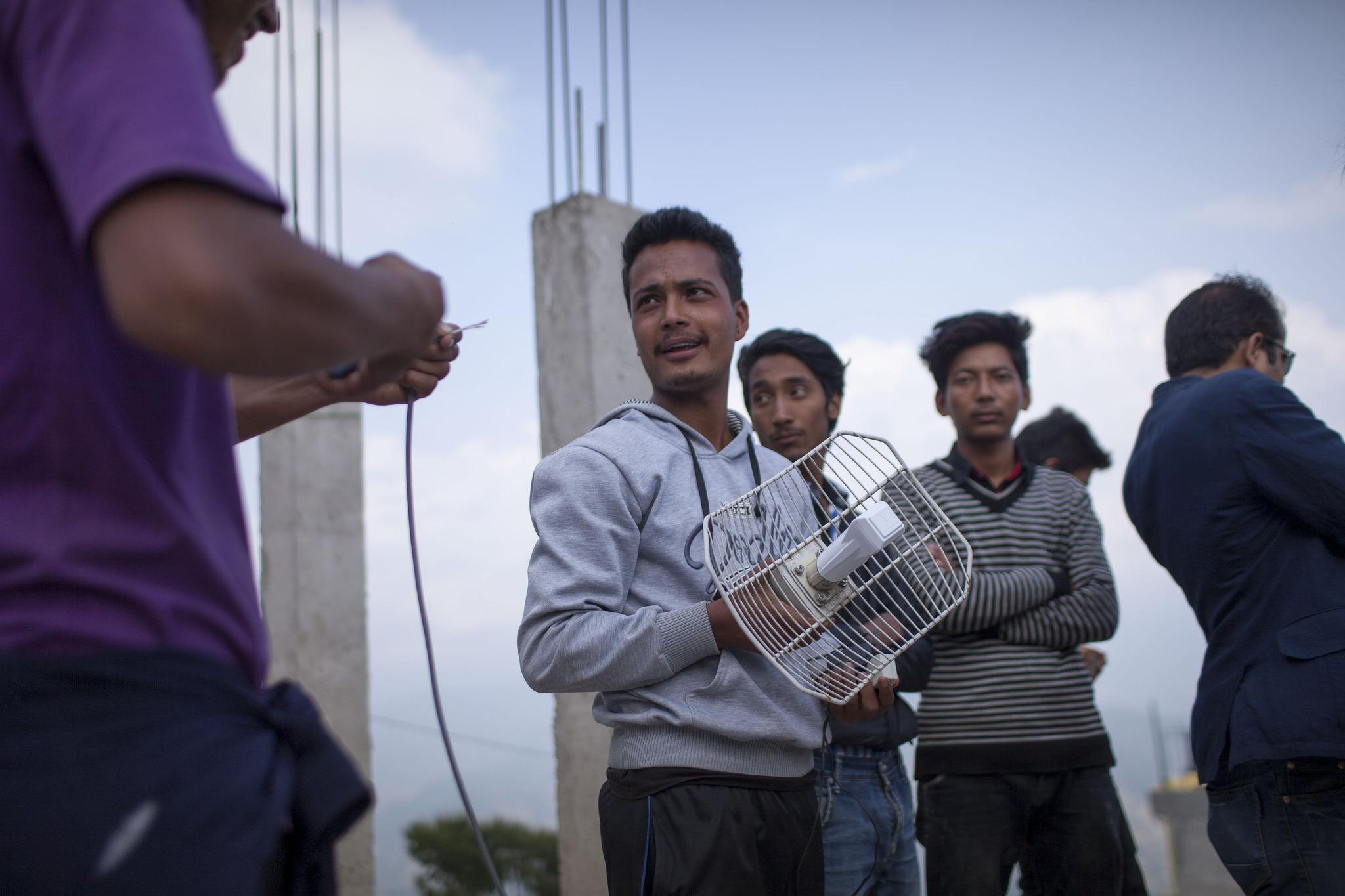 Bringing Nepal Back Online: Free WiFi to Bhimeshwar Thumbnail