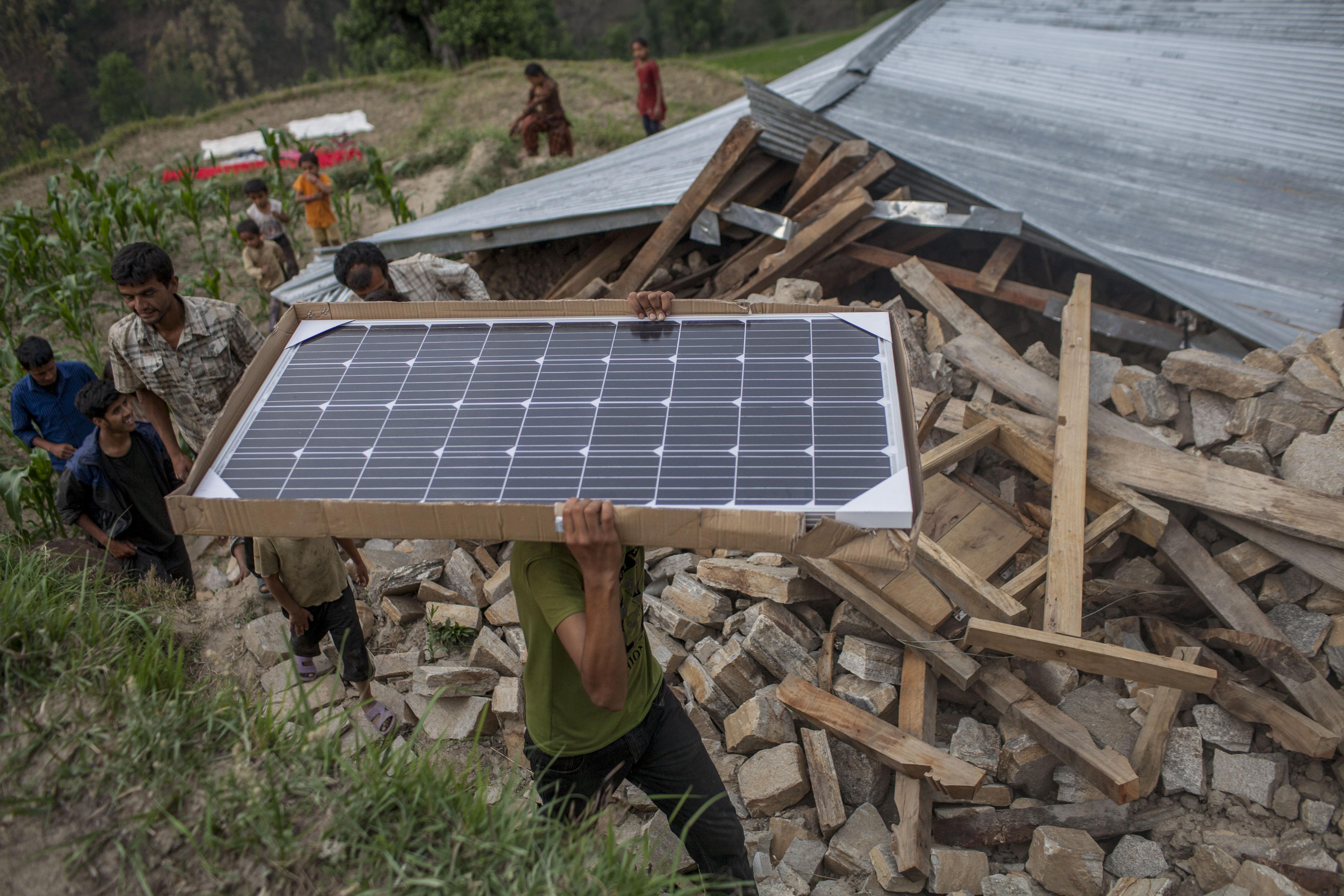 Bringing Nepal Back Online: Solar Trip Thumbnail