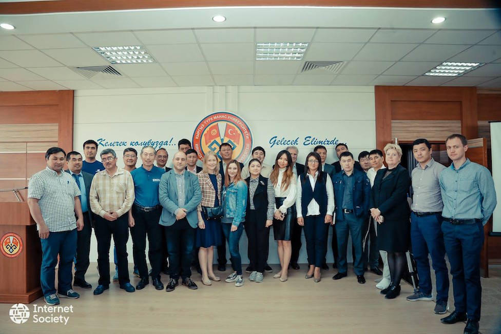 Internet Society Partners with GÉANT – Joining Forces to Mainstream 'Digital' in Development in Central Asia Thumbnail