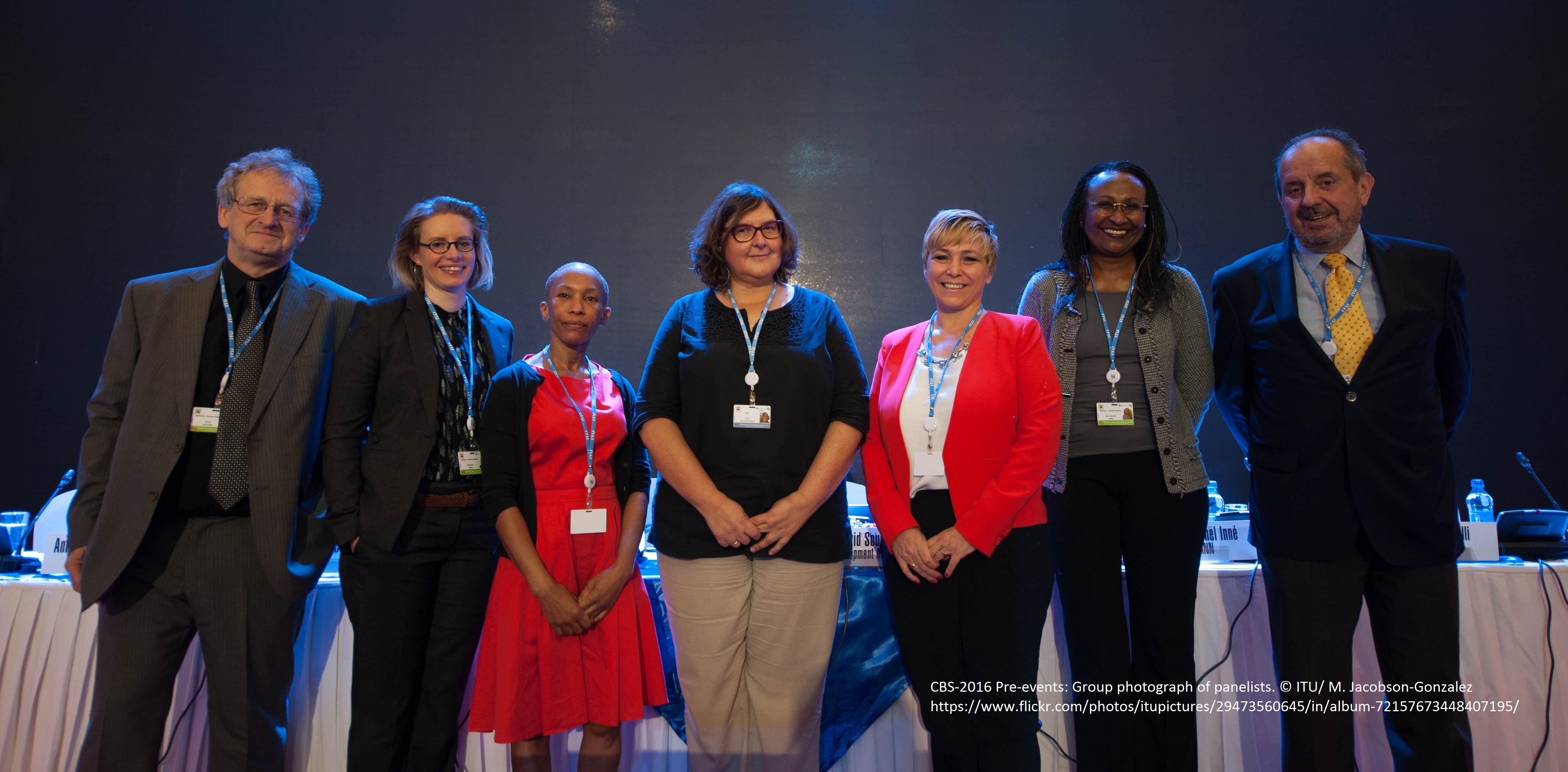 Alice Munyua highlights Internet Society's Capacity Building activities in Africa Thumbnail