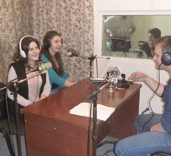 Radio MENQ, Voices of Armenia's Blind, Selected as WSIS Prizes 2017 Champion