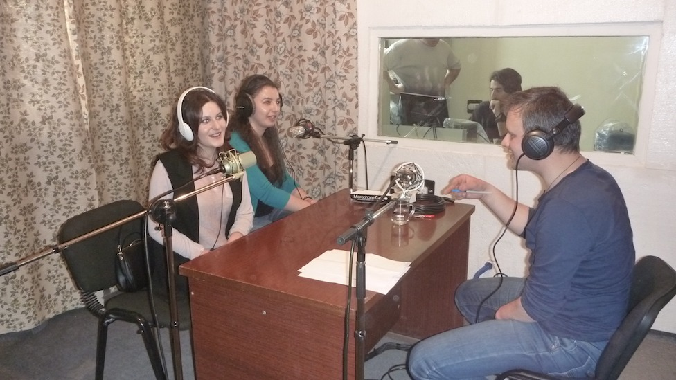 Radio MENQ, Voices of Armenia's Blind, Selected as WSIS Prizes 2017 Champion Thumbnail