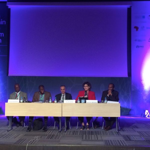 Collaborative security is how we build that trust in the Internet's infrastructure - Remarks at the Africa DNS Forum 2016