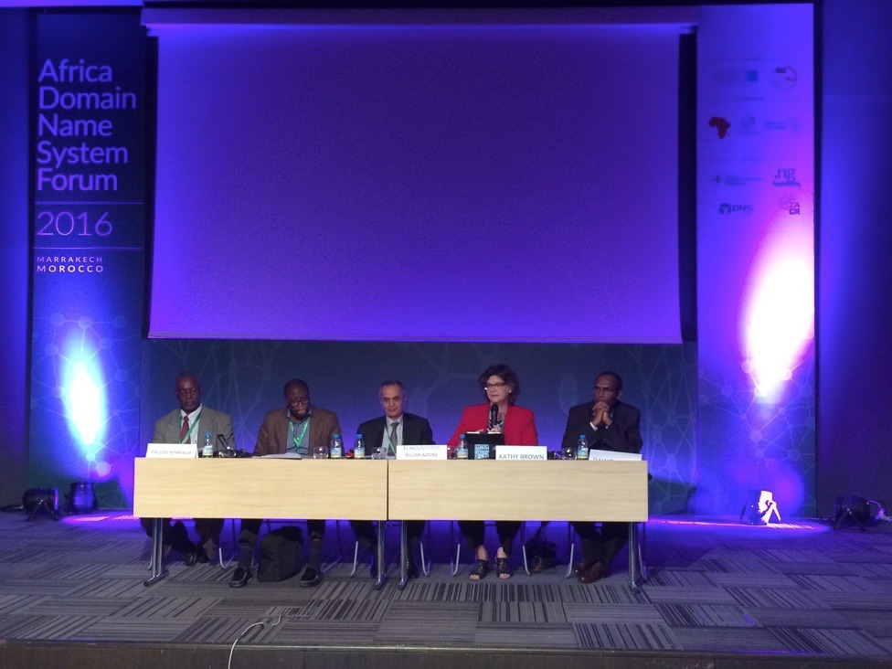 Collaborative security is how we build that trust in the Internet's infrastructure – Remarks at the Africa DNS Forum 2016 Thumbnail
