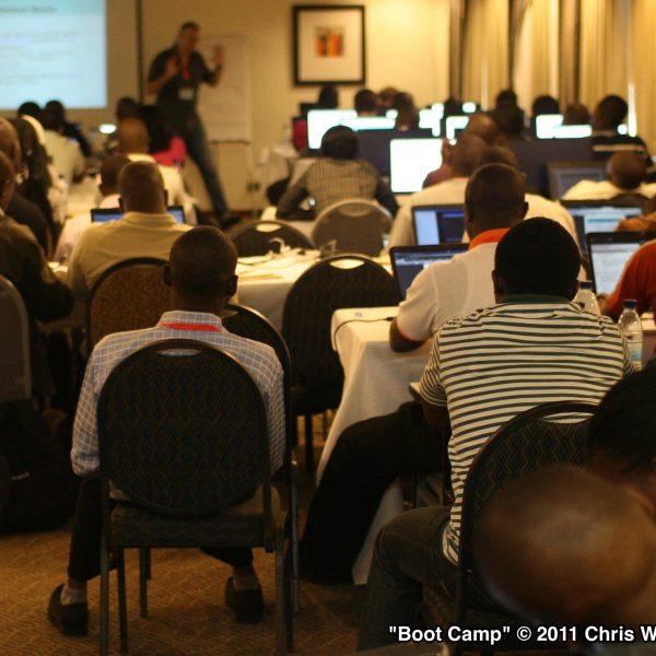 Skilled African network operators to boost their continent's Internet development