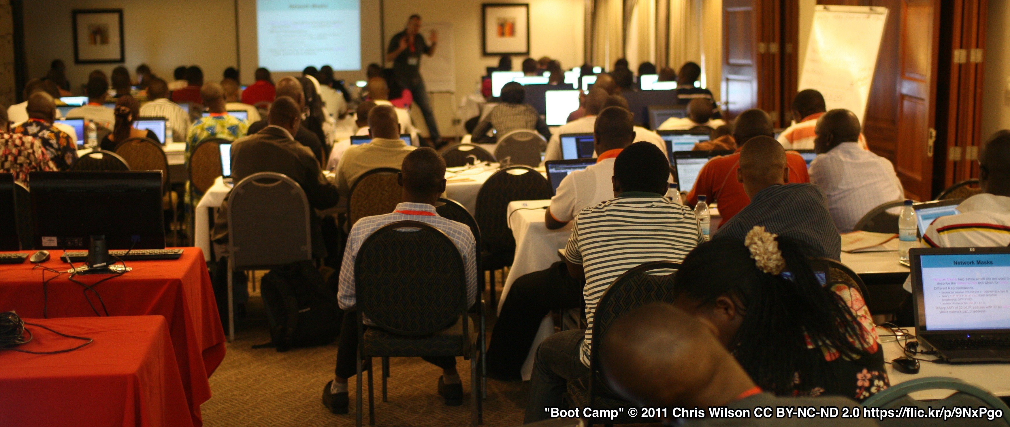 Skilled African network operators to boost their continent's Internet development Thumbnail