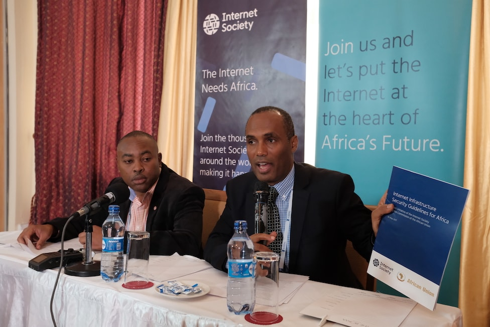 Internet Society and African Union Commission Launch Internet Infrastructure Security Guidelines for Africa Thumbnail