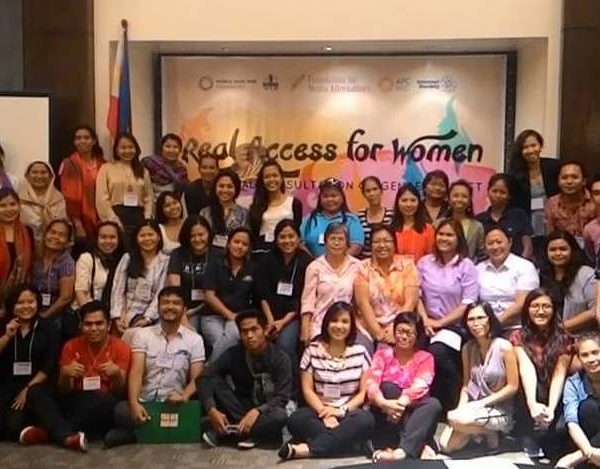 National consultation highlights gender digital divide in the Philippines