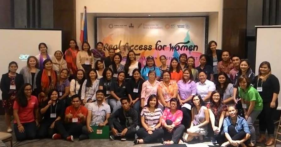 National consultation highlights gender digital divide in the Philippines Thumbnail