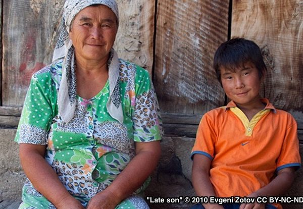 Help get half of Kyrgyz people online in the next five years