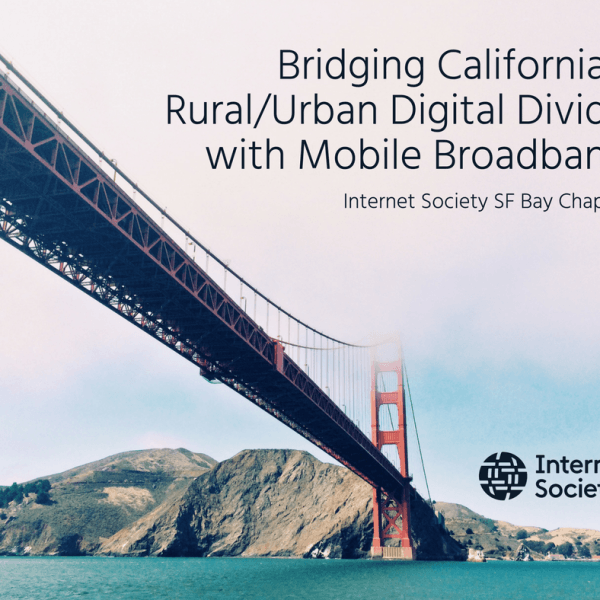 Bridging California's Rural Digital Divide