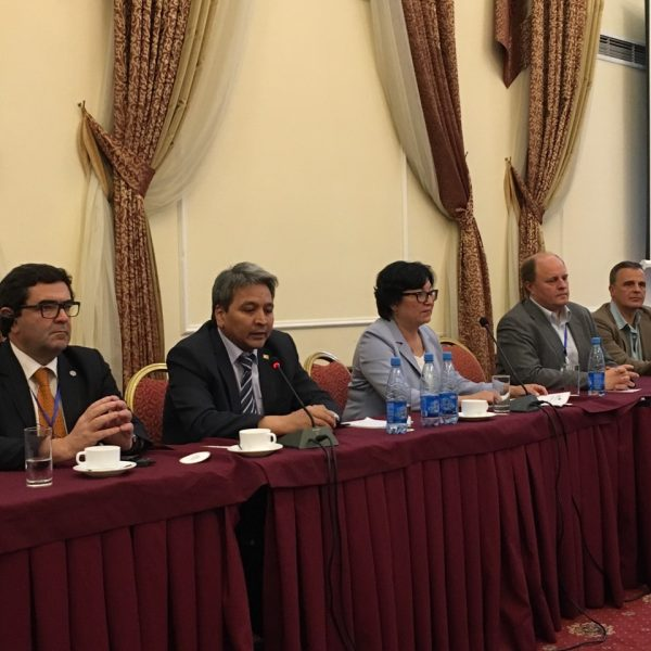 We Hear You Central Asia!  (An update from the CAIGF)