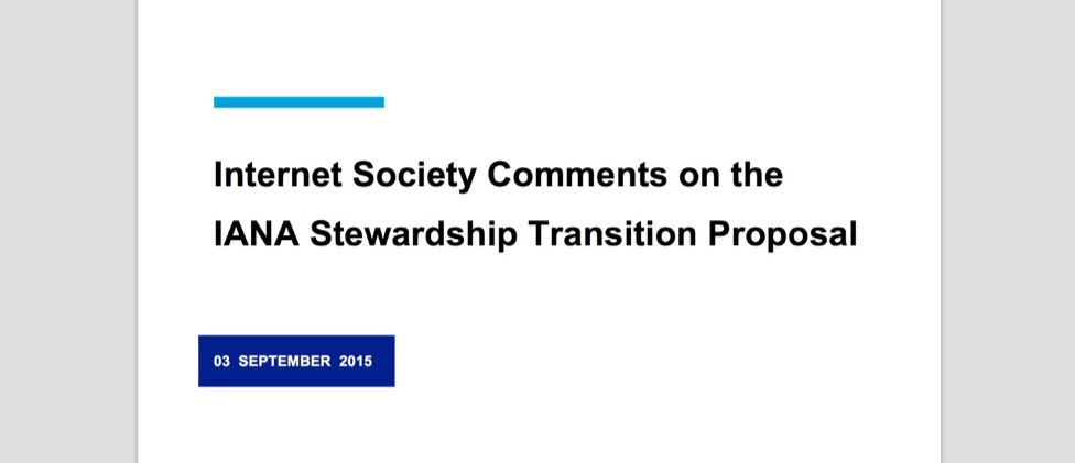 Globalizing IANA: The Internet Society Submits Comments to the ICG Thumbnail