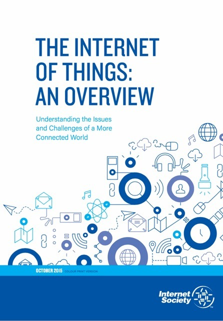 The Internet of Things (IoT): An Overview | Internet Society