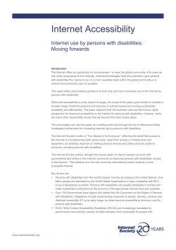Internet-Accessibility thumbnail