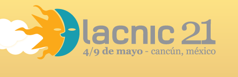 Mat Ford at LACNIC21 - Webcast LIVE at 915AM CDT Tomorrow!