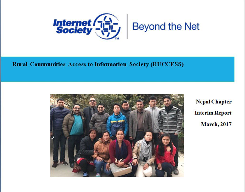 Rural Communities Access to Information Society (RUCCESS) – Interim Report Thumbnail