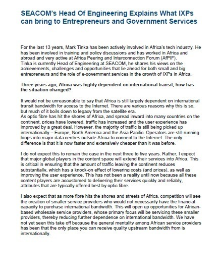 Statement of the Internet Society APEC TELMIN  AUG 7-8 St Petersburg, Russia Thumbnail