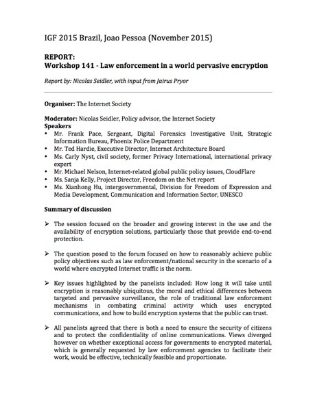 WS141encryption_IGF2015__report-coverpage thumbnail