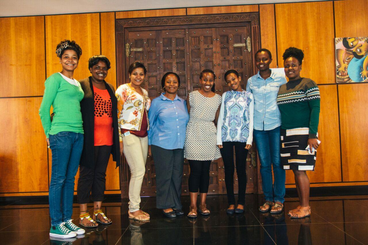 Shinethelight on the TechChix of Tanzania Thumbnail