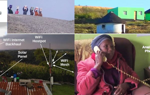 Zenzeleni  – Do it Yourself! – How a rural community in South Africa became a telecommunication operator. Thumbnail