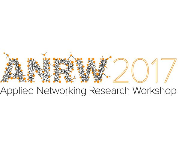 Applied Networking Research Workshop - Paper Submission Deadline: 3 April