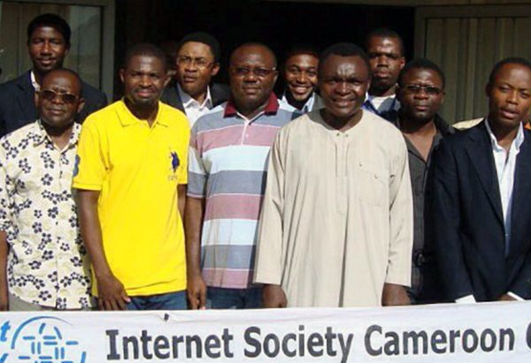 Join our Cameroon Chapter for a conference on Internet Governance