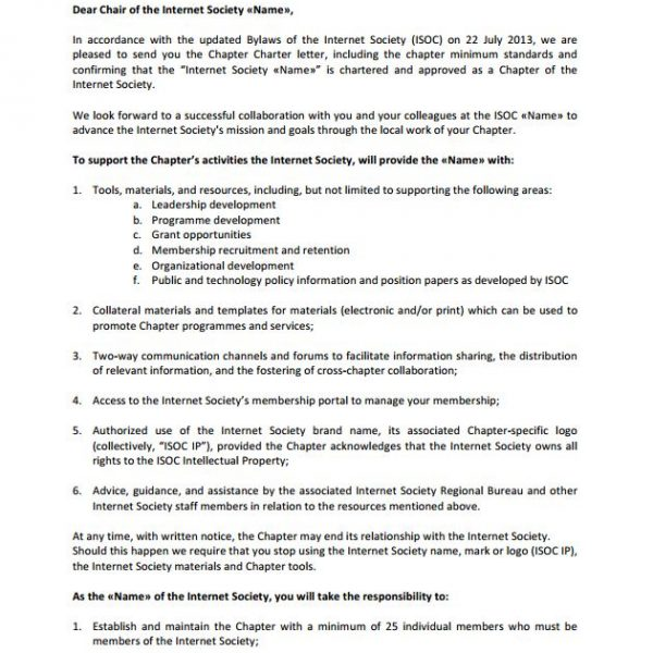 Chapter Charter Letter (2016 Version) Thumbnail