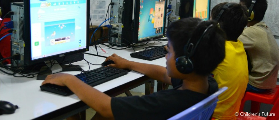 Vantha's Story: Children's Future's Technology Programme Thumbnail