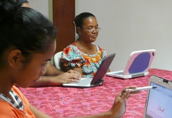 Inspiring Change: Connecting the Chuuk Women's Council Thumbnail