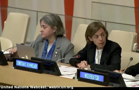 Remarks To The UN WSIS+10 Informal Interactive Stakeholder Consultation