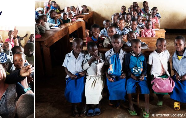 How the Internet changed the Nyirarukobwa Primary School