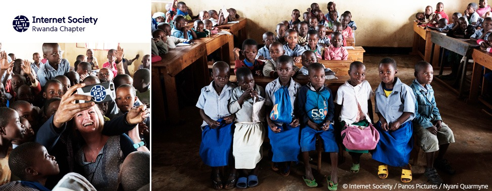How the Internet changed the Nyirarukobwa Primary School Thumbnail