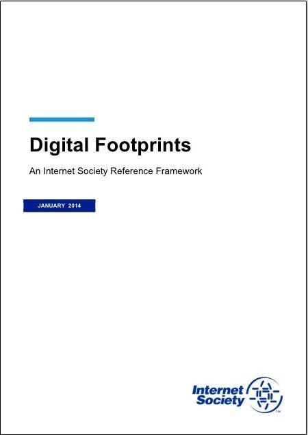 Digital Footprints: An Internet Society Reference Framework Thumbnail