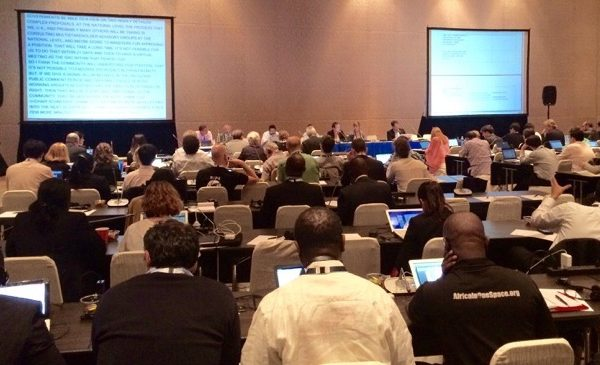 ISOC At ICANN52, Monday: A Great Amount Of IANA Transition Discussion With A Bit of Cybersecurity and DNSSEC, Too
