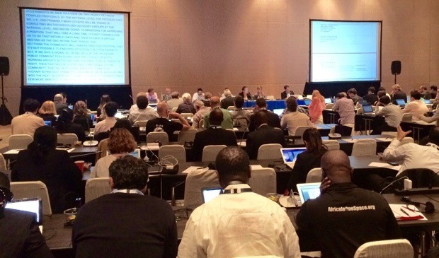ISOC At ICANN52, Monday: A Great Amount Of IANA Transition Discussion With A Bit of Cybersecurity and DNSSEC, Too Thumbnail