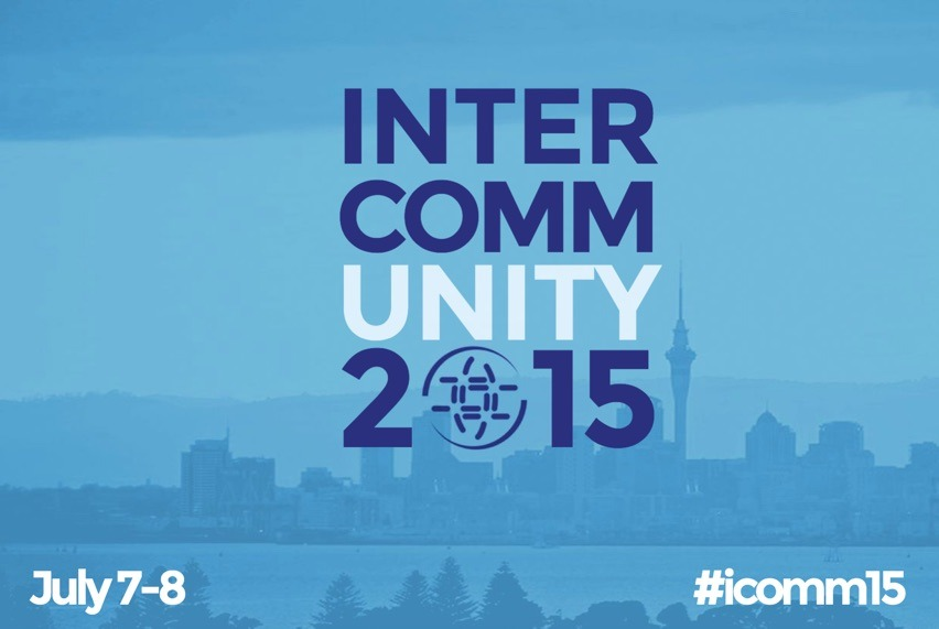 InterCommunity 2015  On July 7/8 – It's Gonna Be Great! Thumbnail