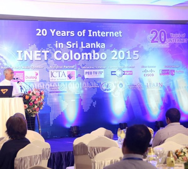 INET Colombo – Celebrating 20 years of the Internet in Sri Lanka Thumbnail