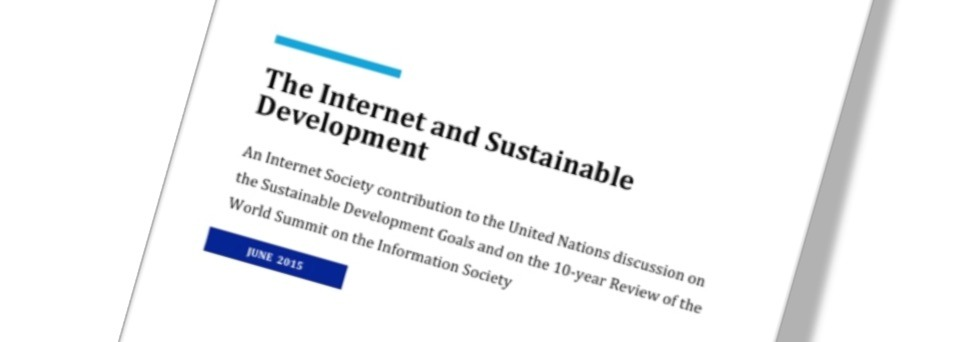 The Internet and Sustainable Development Thumbnail