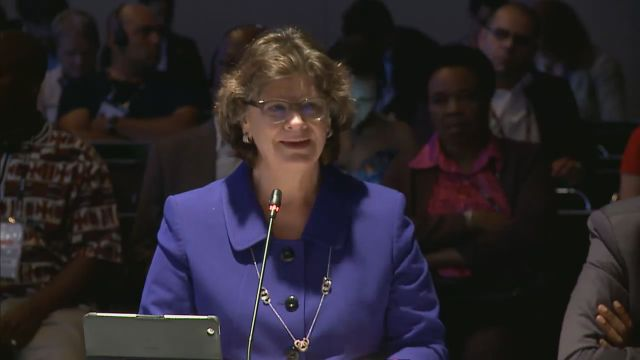 Video Available of Kathy Brown's Remarks at IGF 2015 High Level Leaders Meeting Thumbnail