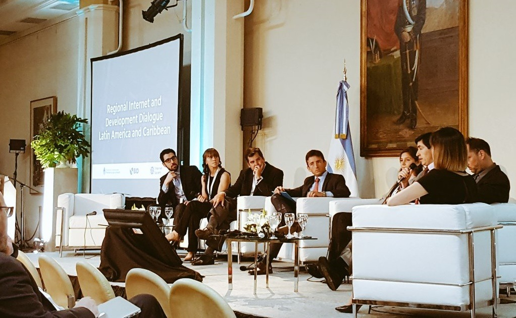 Several voices and one goal: how to foster Internet development in Latin America and Caribbean? Thumbnail