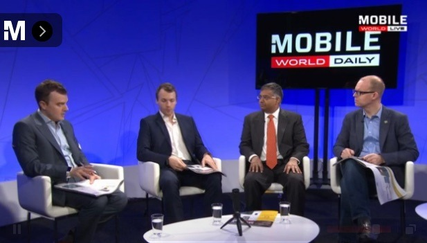 Watch Live TODAY From MWC 2016: Michael Kende on panel before/after Mark Zuckerberg keynote Thumbnail