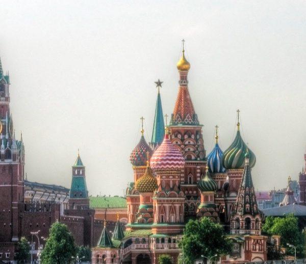 Moscow Calling… Здравствуйте!